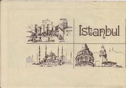 ISTANBUL - CARTE ROUTIÈRE Et PLANS DE LA VILLE - Cartes Routières