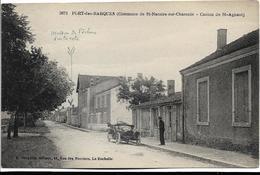 D17 - PORT DES BARQUES - (COMMUNE DE ST NAZAIRE SUR CHARENTE-CANTON DE ST AGNANT) - Véhicule Ancien - Other Municipalities