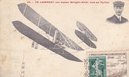 De Lambert Sur Biplan Wright-Ariel, Vire Au Pylône - ....-1914: Precursori