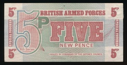 BRITICH ARMED FORGES  FIVE PENCE    _ 2 SCANS - Autres