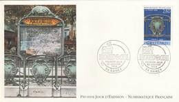 Enveloppe Premier Jour émission Art Nouveau 22 Janvier 1994 - FDC