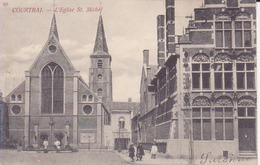 Courtrai - L'Eglise St Michel - Kortrijk