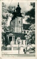 GNIEZNO POLOGNE  Eglise Warthegau (pli Gauche Dans La Carte ) - Pologne