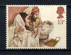 Gd Bretagne 1984 N° 1163a ** Neuf  MNH Superbes Noël Christmas La Sainte Famille - Unused Stamps