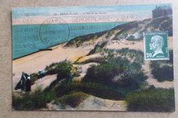 BERCK PLAGE - La Mer Et Les Dunes ( 62 Pas De Calais ) - Berck