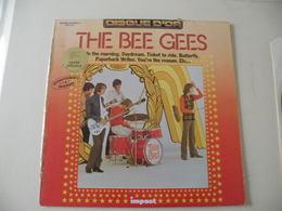 Bee Gees -(Titres Sur Photos)- Vinyle 33 T LP Disque D'Or - Vinyl-Schallplatten
