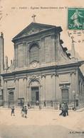 CPA - France - (75) Paris - Eglise Notre-Dame Des Victoires - Eglises