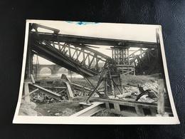 1006 - KOBLENZ Pont De Chemin De Fer Detruit Sur La Moselle - Koblenz