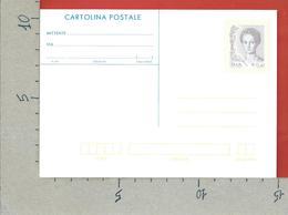 ITALIA REPUBBLICA CARTOLINA POSTALE MNH - 2002 - Donne Nell'arte - € 0,41 - CP249 - 6. 1946-.. Repubblica