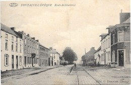 Fontaine-l'Evêque NA69: Route De Charleroi 1910 - Fontaine-l'Evêque