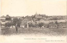 Dépt 55 - CHARDOGNE - Vue Générale - (semeur) - Benoist, éditeur - Andere Gemeenten