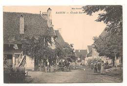 Rahon -  Grande Rue - CPA° - France