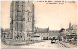 72 CIRCUIT DE LA SARTHE - La Traversée De CHERRE - Frankrijk