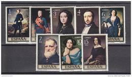 España Nº 2429 Al 2436 - 1931-Hoy: 2ª República - ... Juan Carlos I