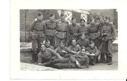 Photo D'un Groupe De Militaire - Guerre, Militaire