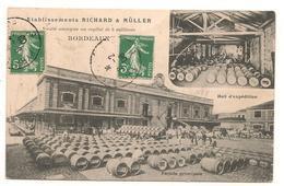 Bordeaux - Etablissements Richard & Muller -   CPA° - Bordeaux
