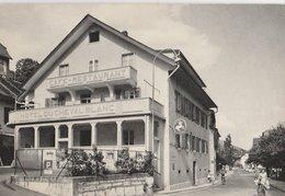 MOUTIER (Suisse: BE Berne). Hôtel Restaurant Du Cheval Blanc Albert Moll (Hotels & Restaurants) - BE Berne