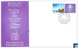 Sri Lanka Stamps 2018, Housewives' Association, Special Commemorative Cover - Sri Lanka (Ceylon) (1948-...)