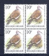 BELGIE * Buzin * Nr 2783 * Postfris Xx * FLUOR  PAPIER - 1985-.. Oiseaux (Buzin)
