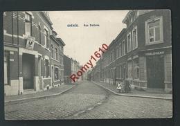 Chênée. (Liège)  Rue Bodson. Commerces, Animée. Edition AHH. 2 Scans - Liège
