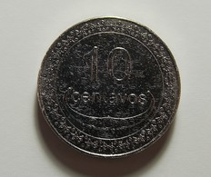 Timor-Leste 10 Centavos 2004 Varnished - Timor