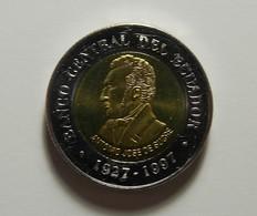 Ecuador 100 Sucres 1997 Varnished - Equateur