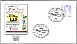 99 Años FABRICA DE CHOCOLATE FINOCCHIARO. Giarre, Catania, 2013 - Alimentación