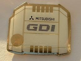 PIN'S MITSUBISHI GDI - MOTEUR - Mitsubishi