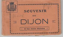 Carnet De 16 CPA DIJON - Dijon
