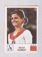OLGA KORBUT.....GINNASTICA....GIMNSTICS....TURNEN.....GYMNASTIQUE - Gymnastique