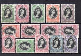 CORONATION 1953 LOT * - Grande-Bretagne (ex-colonies & Protectorats)