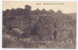 AUPS - Quartier De La Charmante - Bon état - Aups