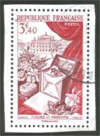 331 France B/F Trésors Philatélie Fleurs Et Parfums (f3-31-328) - France