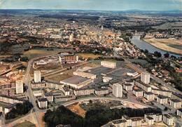 Dole Protet 85 Vue Aérienne Hôpital Les Mesnils Pasteur - Dole