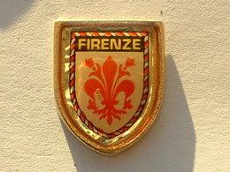 PIN'S FIRENZE - FLORENCE - ITALIE - BLASON - Villes