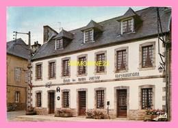 CPM GUERLESQUIN  Hotel Des Monts D Arrée - Guerlesquin