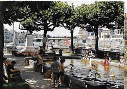 44 - LE POULIGUEN  - Le Bassin Des Enfants Sur La Promenade     H - Le Pouliguen