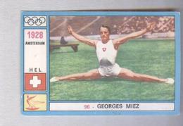 GEORGES MIEZ....GINNASTICA....GIMNSTICS....TURNEN.....GYMNASTIQUE - Gymnastics