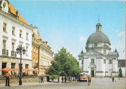 VARSOVIE - WARSZAWA - Rynek Nowego Miasta - Autobus - Autocar - Pologne