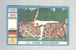 ALFRED SCHWARZMANN.....GINNASTICA....GIMNSTICS....TURNEN.....GYMNASTIQUE - Gymnastics