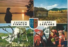 Soumen Lappi - Finnish Lapland - Lapponia - H5030 - Finlandia