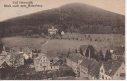 BAD HERRENALB  BLICK NACH DEM MAIENBERG - Bad Herrenalb