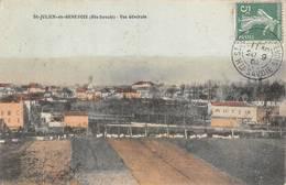 Saint Julien En Genevois Colorisée - Saint-Julien-en-Genevois