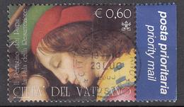 Vaticano - 2005 - PERUGINO - Usati