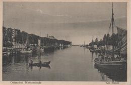 OSTSEEBAD WARNEMUNDE  AM STROM - Rostock