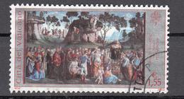 Vaticano 2002 - Restauro Della Cappella Sistina - 0,41€ - Usati