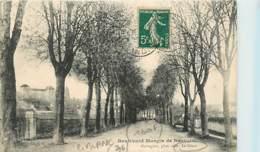 36* LE BLANC  Bd Mangin De Beauvais                       MA85-0278 - Le Blanc