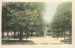 36* ISSOUDUN   Champs Elysees                     MA85-0313 - Issoudun
