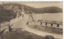 Gileppe - 22. B - Le Barrage Et Le Lac - Edition Richel Soeurs - 1928 - Gileppe (Stuwdam)