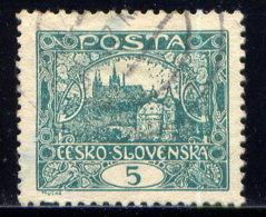 CZECHOSLOVAKIA, NO. 42a, PERF. 11 1/2 - Czechoslovakia